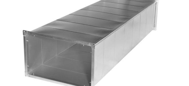 Вентиляция и воздуховоды прямоугольной формы сечения