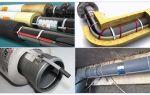 Способы утепления труб для наружной канализации