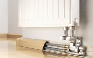 Куда грамотно и безопасно спрятать трубы отопления в частном доме?