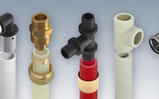 Металлопластиковые трубы и их применение для систем водопровода