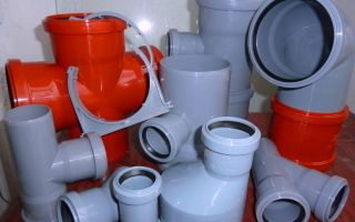 Видео про канализационные трубы