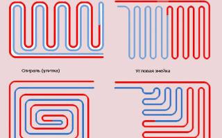 Какая труба подойдет для монтажа теплого пола и как рассчитать количество труб