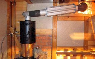 Как изготовить и установить теплообменник (экономайзер) для дымохода своими руками