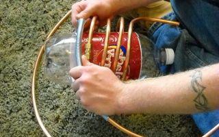 Как правильно согнуть медную медную трубу своими руками?
