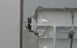 Как выбрать, установить и правильно использовать клапан маевского