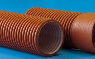 Характеристики и особенности использования гофрированных труб из пвх