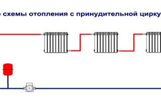 Особенности применения однотрубной системы отопления с принудительной циркуляцией воздуха