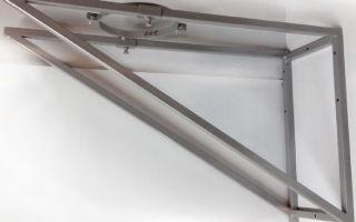 Применение настенных кронштейнов для фиксации дымоходной трубы