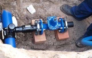 Как врезаться в пластиковую водопроводную трубу: способы и необходимые разрешения