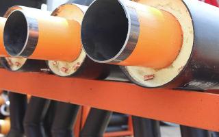 Что такое ппу(пенополиуретановые) трубы и где они используются?