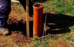 Как самостоятельно построить столбчатый фундамент из пвх труб — пошаговая инструкция
