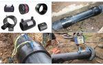 Назначение электросварных муфт и необходимые инструменты для соединения полиэтиленовых труб