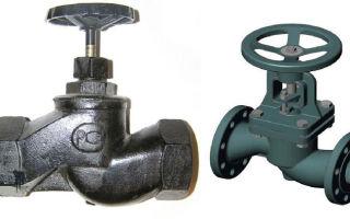 Запорный клапан и его роль в трубопроводах