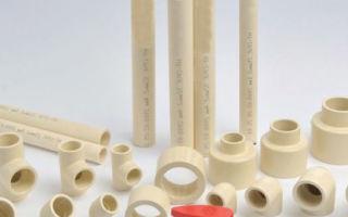 Хпвх для производства труб — технические характеристики и применение