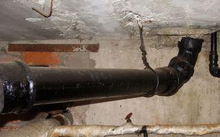 Почему по-прежнему популярны чугунные канализационные трубы