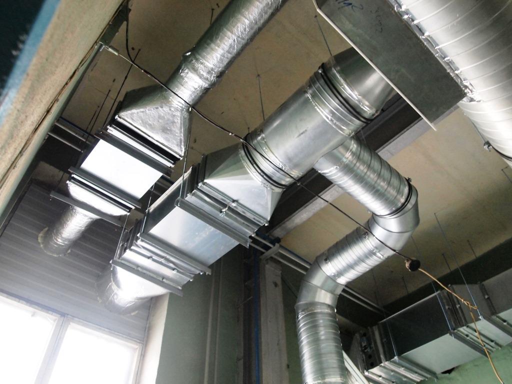 Воздуховод класса в это нормальные или плотные