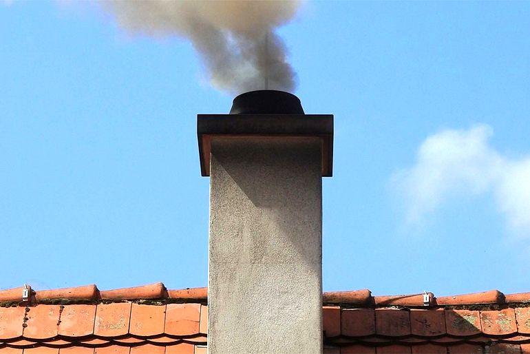 Чистка дымохода в бане своими руками