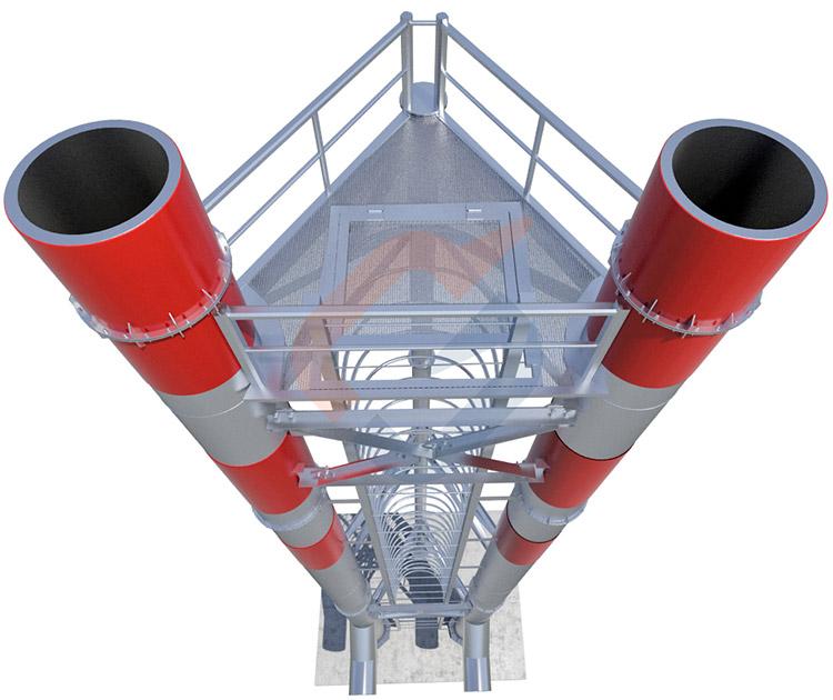 Дымоходные трубы из нержавейки: виды и монтаж